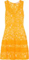MICHAEL Michael Kors Tiered lace dress