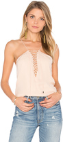 Haute Hippie Cross My Heart Cami