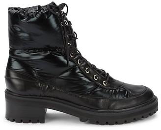 Schutz Amaris Lace-Up Boots