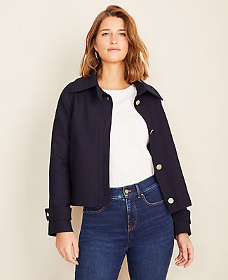 Ann Taylor Swing Jacket