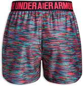 Under Armour Girls' Printed Shorts