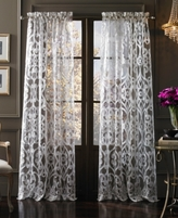J Queen New York Tango Sheer Window Panel Collection