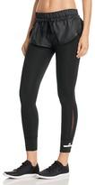 adidas by Stella McCartney Two-In-One Leggings Shorts