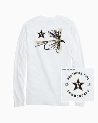 Southern Tide Vanderbilt Commodores Fly Long Sleeve T-Shirt