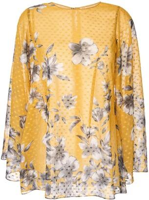 Bambah floral Bridget tunic top