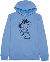 JEM Men's Snoopy Joe Cool Graphic-Print Hoodie