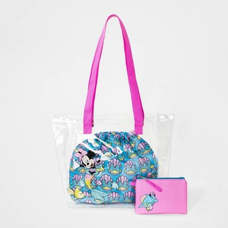 Disney Girls' Minnie Mouse Tote Bag
