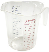 Winco 2qt Measuring Cup