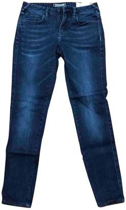 Evisu Navy Denim - Jeans Jeans