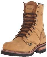 AdTec Men's 9 Inch Logger Boot,14 W US