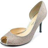 Marc Fisher Joey 3 Women US 6.5 Multi Color Peep Toe Heels