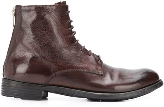 Officine Creative Ignis lace-up ankle boots