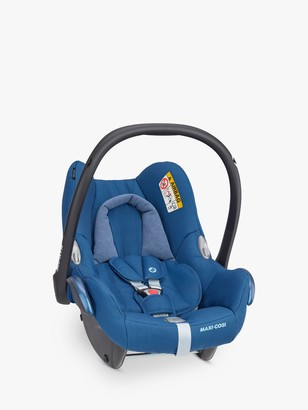 Maxi-Cosi CabrioFix Group 0+ Baby Car Seat, Essential Blue