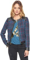 Juicy Couture Chunky Tweed Jacket