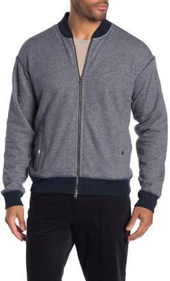 ATM Anthony Thomas Melillo Knit Bomber Jacket