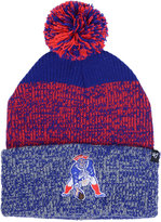 '47 New England Patriots Static Cuff Pom Knit Hat
