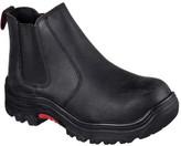 Skechers Men's Relaxed Fit Burgin Glennert Comp Toe Boot