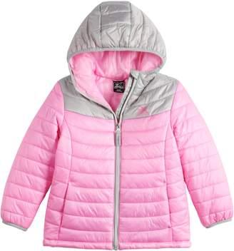 ZeroXposur Girls 4-16 Lightweight Quilted Jacket