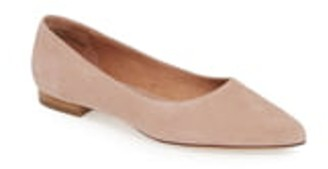 Caslon Luna Pointy Toe Flat - Wide Width Available