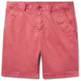 Michael Kors Stretch-Cotton Twill Chino Shorts