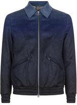Etro Gradient Zip-front Jacket