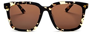 Bottega Veneta Women's Square Sunglasses, 54mm