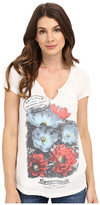 Lucky Brand Enriched Flowers Matchbox Tee