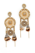 Deepa Gurnani Joelle Earrings
