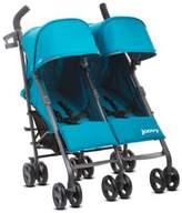 Joovy Twin Groove Ultralight Umbrella Stroller in Turquoise