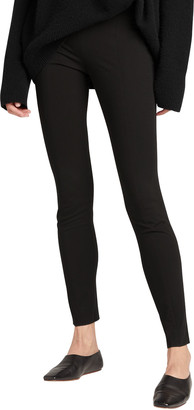 The Row Kosso Stretch Jersey Skinny Pants