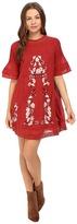 Free People Victorian Mini Dress