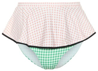 Marysia Swim Exclusive to Mytheresa a Piana high-waisted bikini bottoms