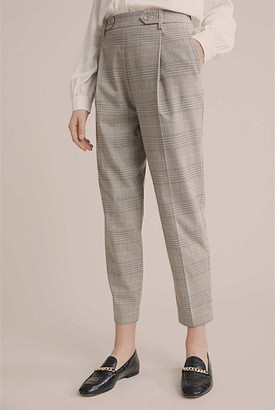Witchery Check Pant