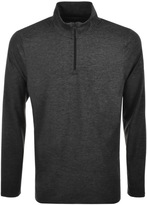 Under Armour Half Zip Power Sweatshirt Grey