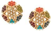 Susan Caplan Vintage 1980's D'Orlan clip-on earrings