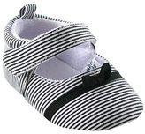 Luvable Friends Girl's Bow Dress Shoe (Infant)