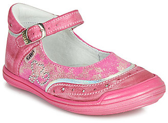 GBB ILANA girls's Shoes (Pumps / Ballerinas) in Pink