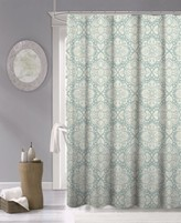 """Thumbnail for your product : Dainty Home Medallion Fabric Shower Curtain, 70"""" x 72"""" Bedding"""