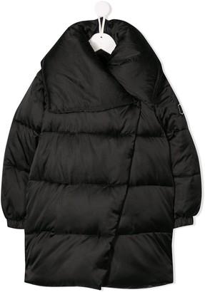 MonnaLisa Double-Breasted Padded Jacket
