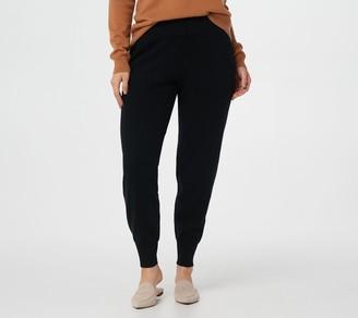 Soft by NAADAM Petite 100% Cashmere Jogger Pants