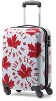 Canadian Tourister Canadian Tourister 21-Inch Spinner Proud Leaf Carry-On Suitcase