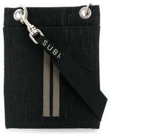 Rick Owens pocket shoulder bag