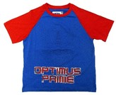 Transformers Boys' Embossed Short Sleeve Graphic T-Shirt Multicolor - M