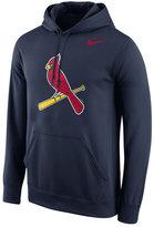 Nike Men's St. Louis Cardinals Performance Hoodie