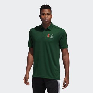 adidas Hurricanes Game Mode Coach Polo Shirt