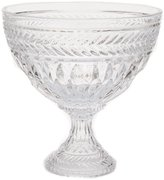 Godinger Symphony Crystal Footed Bowl