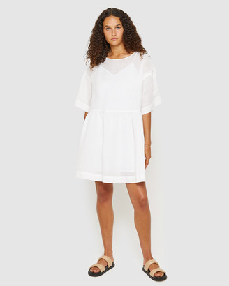 Jag Lucy Sheer Summer Dress
