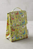 Anthropologie Insulated Lunch Sack