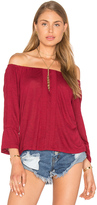 Sanctuary Bella Off the Shoulder Top