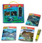Educational Insights Hot Dots Jr. Ultimate Science Facts Interactive Book Set